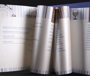 Druk na papierze ozdobnym